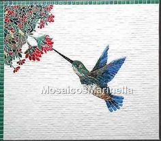 Resultado de imagen para mosaico de flor