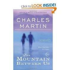 The Mountain Between Us - Charles Martin - all his books are good.  This one will be made into a movie.  : )