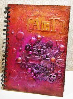 Tobi's Place: Art Journaling