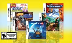 Groupon - $ 37.99 for a Nintendo DS 5-Game Bundle for Kids ($ 91.85 List Price). Free Shipping and Returns.. Groupon deal price: $37.99