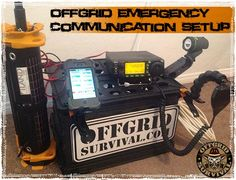 VID: – OFF-GRID HAM RADIO: Simple Emergency Communication When the Grid Goes Down – 11/30/14