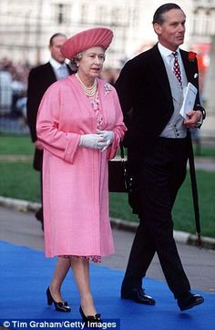 The Queen 'deeply hurt' by criticism over Diana's death | Daily Mail Online