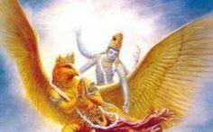 """Garuda è una divinità induista Garuda è una divinità induista... La storia della nascita di Garuda è narrata nel primo libro (""""Adi Parva"""", cap. 23) del Mahabharata, il monumentale poema epico che riassume le antiche vicende e la s #garuda #dività #indù #indiana"""