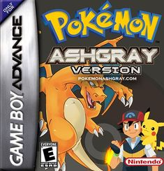 Pokemon Ash Gray for Nintendo Gameboy Advance/GBA is a Hack-Monster Capture RPG game published by ScreenShots: Source GBA ROM's are Playable on Pokemon Ash Gray, Pokemon Fire Red, Pokemon Moon And Sun, Games Like Pokemon, Pokemon Gif, Play Pokemon, Mega Man 2, Spanish Colors, Free Avatars