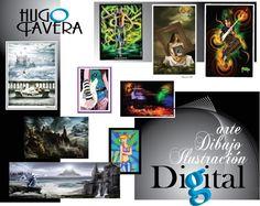 Hugo Tavera..... Arte Digital