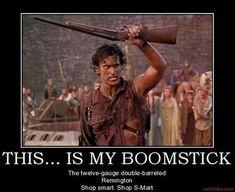 Army of Darkness Boomstick | visit juxtapost com