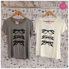 T-shirt divertida todo mundo adora, não é mesmo?  #Vemprazas