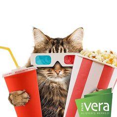 Bu hafta sonu herkes Park Vera sinemalarında sen nerdesin?