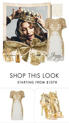 """""""princess"""" by smile-2528 ❤ liked on Polyvore featuring Notte by Marchesa, Giuseppe Zanotti, Moschino, women's clothing, women's fashion, women, female, woman, misses and juniors"""