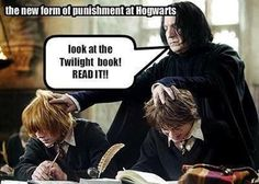 Harry Potter Vs Twilight (30 Pics)