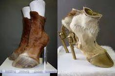 Znalezione obrazy dla zapytania buty kopyta