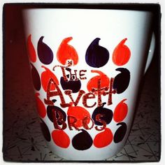 Avett Bros Mug... i want one!