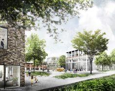 Startschot Holenkwartier - Hoorn - Delva Landscape Architects