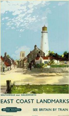 East Coast Landmarks ~ Frank Mason
