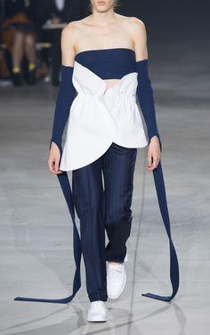 Cotton Tulip Hem Skirt by JACQUEMUS for Preorder on Moda Operandi