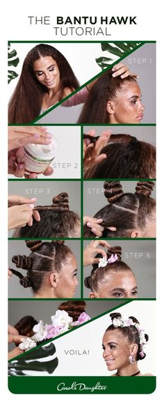 81 Cool Bantu Knots Hairstyles and Tutorial – Style Easily - Natural hair styles Bantu Knot Hairstyles, Flat Twist Hairstyles, Girl Hairstyles, 3c Natural Hair, Pelo Natural, Natural Hair Styles, Bantu Knot Styles, Braid Styles, Braids For Black Women