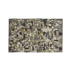 Shop Domus Multicolor Geometric Rug The play of light on stained glass in some of Italy's most famous cathedrals inspired this dynamic rug design by Mariella Ienna. Fabric Freshener, Crate And Barrel, Cool Rugs, 8x10 Rugs, Rustic Rugs, Geometric Rug, Domus, Wood Pendant Light, Rug Design