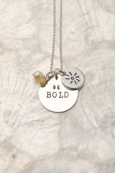 Be. Bold.