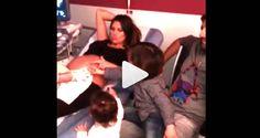 Claudia Galanti presto mamma: su Instagram il video della sua ultima ecografia prima del parto