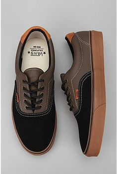 Vans Era 59 Blocked Suede Sneaker via Svpply #vans #shoes