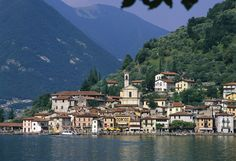 Lake Iseo by the Independant