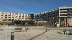 Olhão, Portugal: Hotel