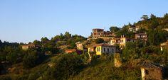 Parthenonas traditional village #Sithonia #Halkidiki