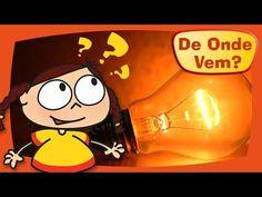 De Onde Vem a Energia Elétrica? #Episódio 3 - YouTube
