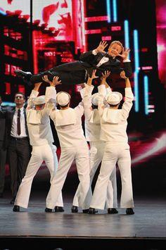 Neil Patrick Harris performing at the 2011 Tony Awards.  Photo: Kevin KaneWireimage.com