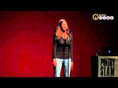 Theresa Sperling (Poetry Slam Landesmeisterschaften 2015) - YouTube