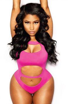 Nicki Minaj's Photoshoot for Cosmopolitan Magazine★ #Onika_Tanya_Maraj #Singer #Celebrities