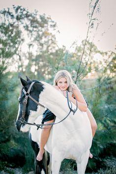 Brisbane Photographer - Raw Design Media, Equine photography, horse shoot, horse & owner pose