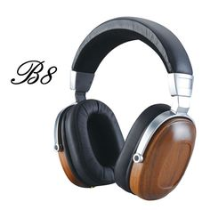 Audio Maple Tribeca Genuine Wood Aviator Headphones for Kindle Fire HD