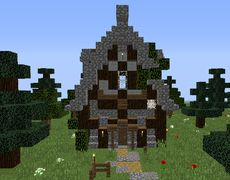 Magic Nordic House 2 - GrabCraft - Your number one source for MineCraft…