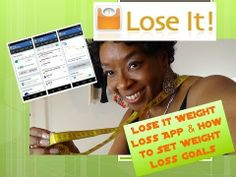 Lose it App & How to Set Weight Loss Goals Weight Loss Chart, Weight Loss Goals, Healthy Weight, Get Healthy, Diet Tips, Diet Recipes, Invitations, Invite, Calorie Counting