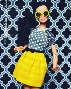 Barbie made to move #barbie #barbiestyle #mattel #doll #dollcollector…