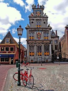 Hoorn, Netherlands has a beautiful town centre and is well worth a visit. Description from pinterest.com. I searched for this on bing.com/images