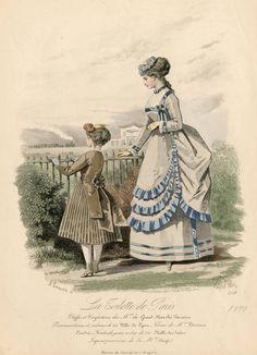 La Toilette de Paris 1868