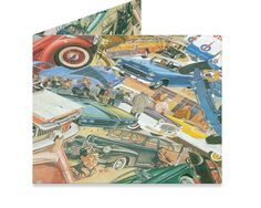 The original Tyvek wallet since A light, thin wallet made of a single sheet of Tyvek. Choose over 30 wallets with minimalist and fun designs made by artists around the world. The best wallet for men and women that fit in your front pocket. Tyvek Wallet, Mighty Wallet, Best Wallet, Single Sheets, Vintage Cars, Cool Designs, Good Things, Artist, Fun