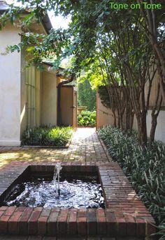 Tone on Tone: A Garden Design Plan