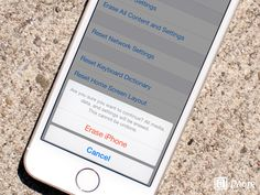 How to wipe all personal data and erase your iPhone and iPad