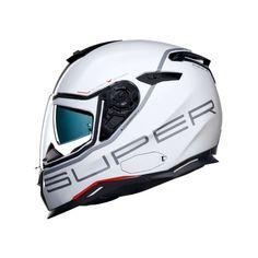 Κράνος #Nexx SX.100 Superspeed White Motorcycle Helmets, The 100, Hats, Fashion, Moda, Hat, Fashion Styles, Fashion Illustrations, Fashion Models