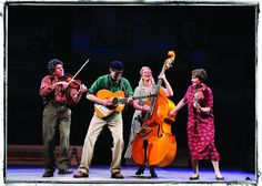 """This Land is Your Land"" Guthrie's music for children tours Tulsa with #WoodySez cast"