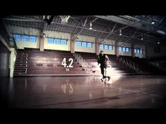 Nike+ Basketball.  Keep training my jump