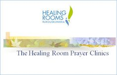 Healing Rooms Finland ry : Welcome!