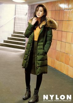 Girls' Generation's Seohyun brings the winter-feel from Berlin   allkpop.com