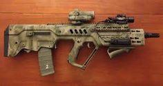 Risultati immagini per iwi tavor rifle