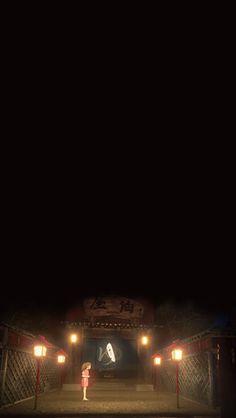 Studio Ghibli | Spirited away | wallpaper
