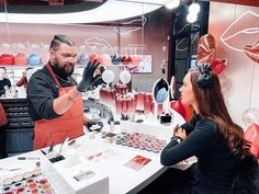 Get Free Cosmetic Samples! showing me how its done in the new lip lab in Brooklyn! Clearly I am in a lipstick. Lipstick Shades, Lipstick Colors, Lip Colors, Free Cosmetic Samples, Bite Beauty, Lip Makeup, Times Square, Lab, Photo And Video