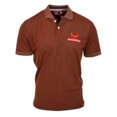 Avenster Brown Polo T shirt-₹349.00